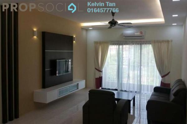 For Rent Condominium at Alpine Tower, Bukit Jambul Freehold Fully Furnished 3R/2B 1.5k
