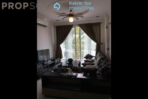 For Rent Condominium at The Spring, Jelutong Freehold Fully Furnished 4R/3B 1.8k