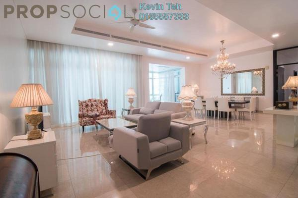 For Rent Condominium at The Pearl, KLCC Freehold Fully Furnished 3R/4B 8k