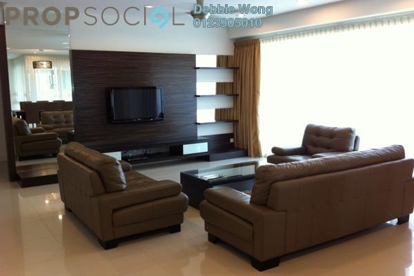 For Rent Condominium at Mont Kiara Banyan, Mont Kiara Freehold Fully Furnished 4R/4B 8k