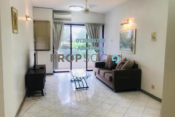 For Rent Condominium at Marina Bay, Tanjung Tokong Freehold Fully Furnished 3R/2B 1.6k