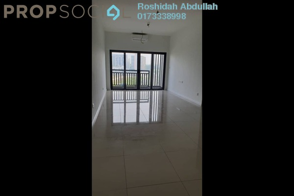 For Sale Serviced Residence at Suria Residence, Bukit Jelutong Freehold Unfurnished 2R/2B 570k