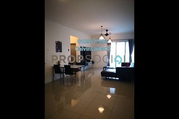 For Sale Serviced Residence at Silk Residence, Bandar Tun Hussein Onn Freehold Fully Furnished 3R/2B 420k