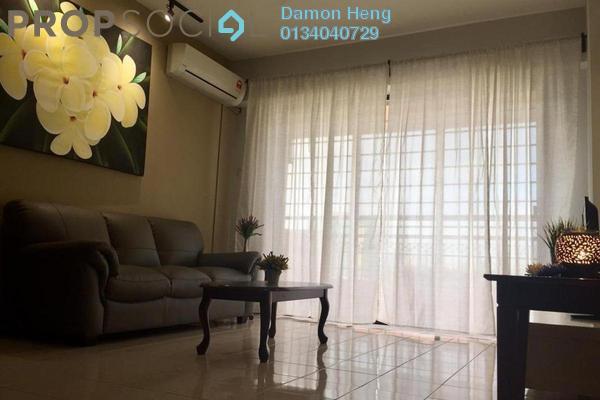 For Rent Condominium at Vista Komanwel, Bukit Jalil Freehold Fully Furnished 3R/2B 1.75k