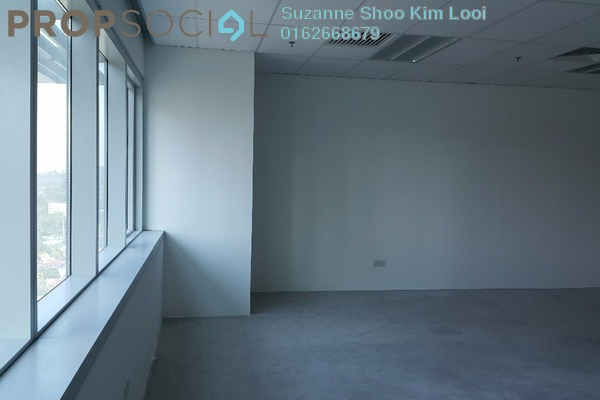 For Rent Office at KL Eco City, Mid Valley City Freehold Unfurnished 0R/0B 3.9k