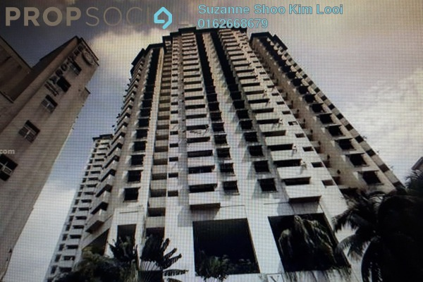 For Sale Condominium at The Vistana Residences, Titiwangsa Freehold Semi Furnished 3R/2B 680k