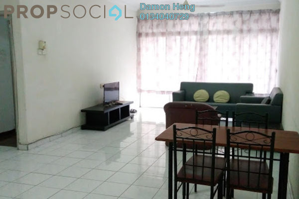 For Rent Condominium at Bukit OUG Condominium, Bukit Jalil Freehold Fully Furnished 3R/2B 1.3k