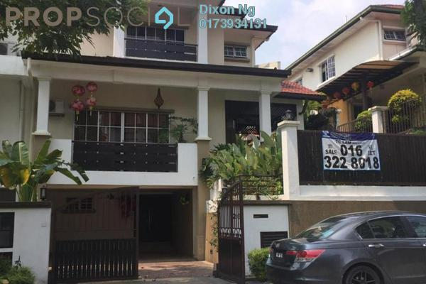 For Sale Semi-Detached at Taman Lagenda Mas, Cheras South Freehold Semi Furnished 5R/4B 1.55m