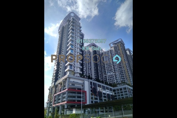 For Rent Serviced Residence at You Vista @ You City, Batu 9 Cheras Freehold Semi Furnished 2R/2B 1.3k