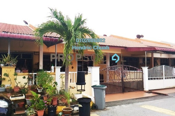 For Rent Terrace at Lukut, Port Dickson Freehold Fully Furnished 3R/2B 2.3k