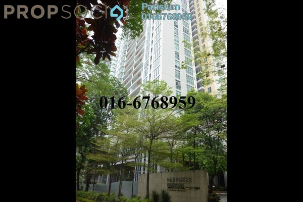 For Rent Condominium at Pertama Residency, Cheras Freehold Fully Furnished 1R/1B 1.4k