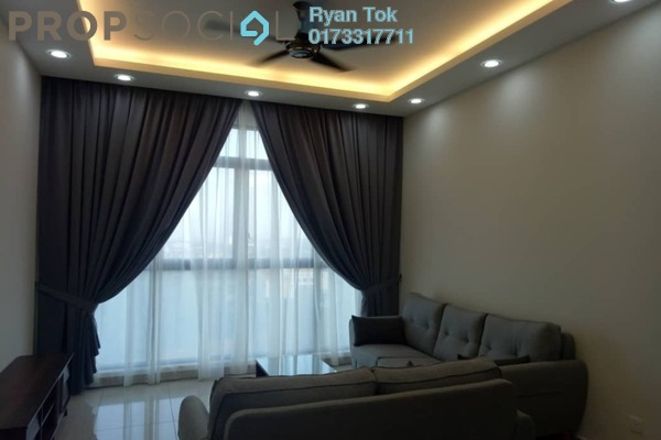 For Rent Serviced Residence at Conezión, IOI Resort City Freehold Fully Furnished 3R/2B 2.6k