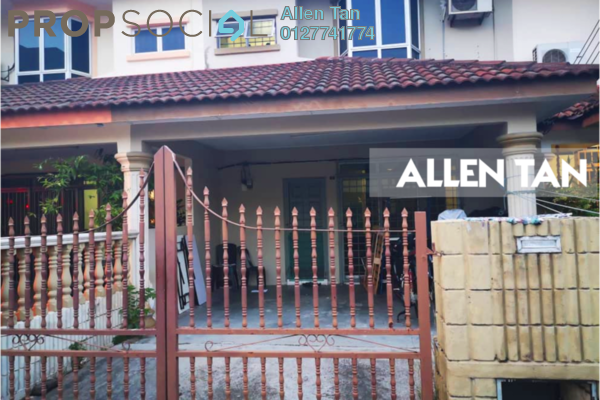 For Sale Terrace at Taman Bidara, Kajang Freehold Unfurnished 4R/3B 518k