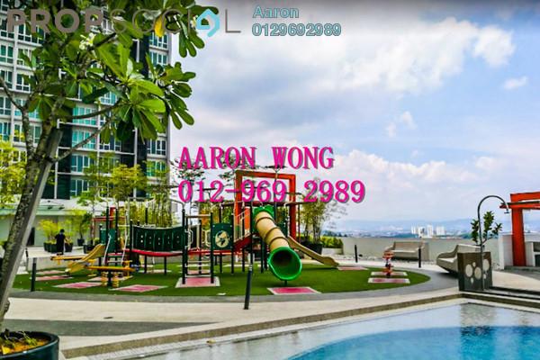 For Sale Duplex at De Centrum Residences, Kajang Freehold Semi Furnished 2R/2B 450k