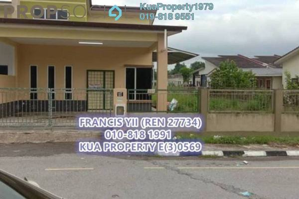 For Rent Terrace at Taman Paradise, Kuching Freehold Unfurnished 3R/2B 900translationmissing:en.pricing.unit
