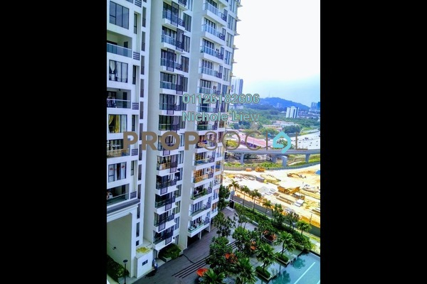 For Rent Condominium at You City, Batu 9 Cheras Freehold Semi Furnished 2R/2B 1.3k
