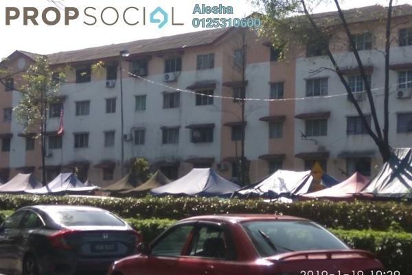 For Sale Apartment at Idaman Apartment, Damansara Damai Freehold Unfurnished 0R/0B 90k