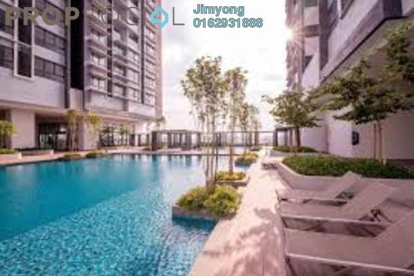 For Rent Condominium at D'Sara Sentral, Sungai Buloh Freehold Semi Furnished 3R/2B 1.9k