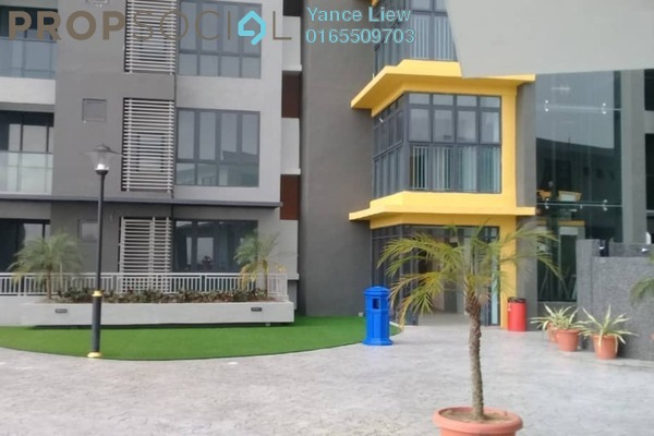 For Rent Condominium at Silk Sky, Balakong Freehold Fully Furnished 1R/0B 1.25k