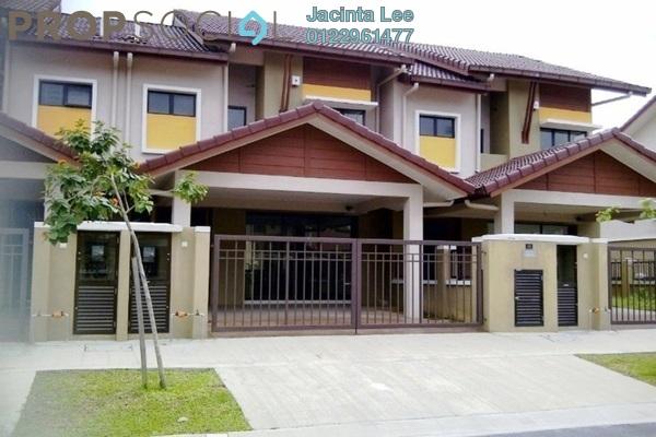 For Sale Terrace at The Park Link Villas, Cahaya SPK Leasehold Unfurnished 5R/5B 447k