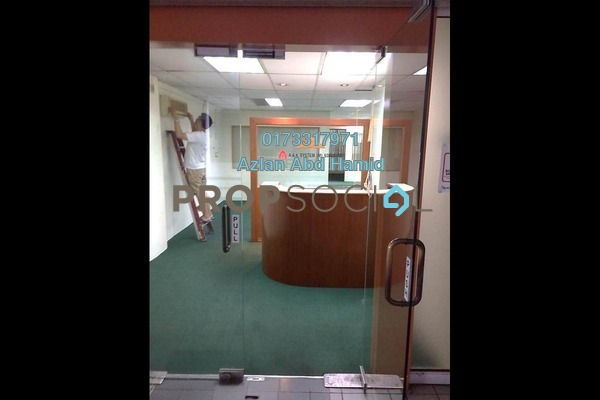 For Rent Office at Kelana Business Centre, Kelana Jaya Freehold Unfurnished 0R/2B 2.4k