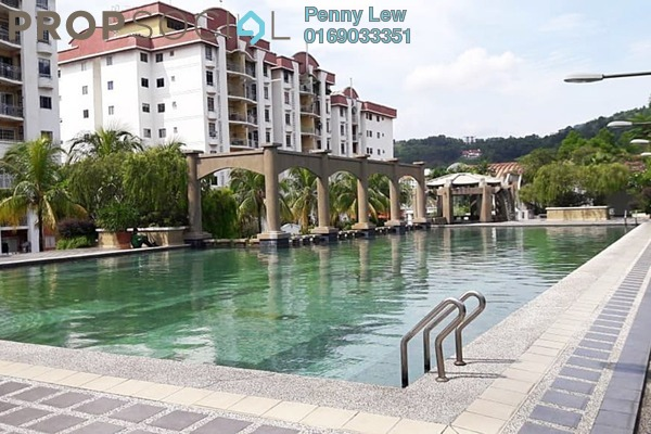For Rent Condominium at Ketumbar Hill, Cheras Freehold Semi Furnished 3R/2B 1.18k