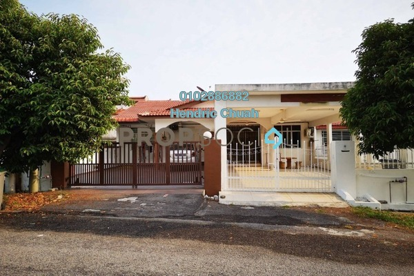 For Sale Terrace at Taman Impian Putra, Port Dickson Leasehold Unfurnished 3R/1B 230k