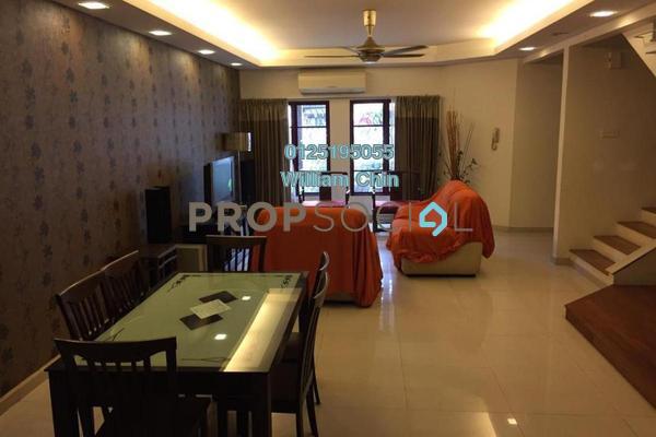 For Sale Terrace at Villamas, Sungai Buloh Freehold Semi Furnished 4R/4B 1.1m