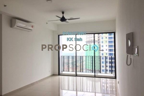 For Sale SoHo/Studio at i-City, Shah Alam Freehold Semi Furnished 1R/1B 328k