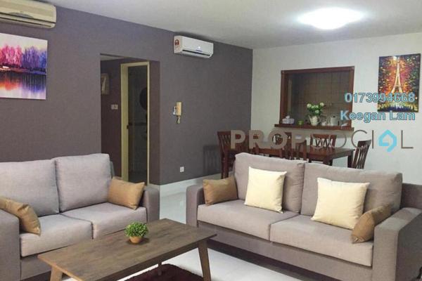 For Rent Condominium at Mont Kiara Bayu, Mont Kiara Freehold Fully Furnished 3R/2B 3.4k