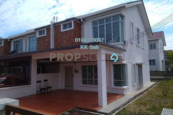 For Sale Terrace at Taman Pelangi Semenyih, Semenyih Freehold Semi Furnished 4R/3B 570k