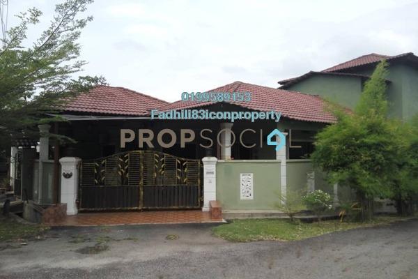 For Sale Terrace at Taman Nilai Perdana, Nilai Freehold Fully Furnished 4R/2B 455k