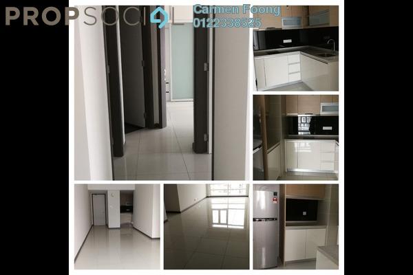 For Rent Condominium at Tiara Mutiara 2, Old Klang Road Freehold Semi Furnished 3R/2B 1.5k