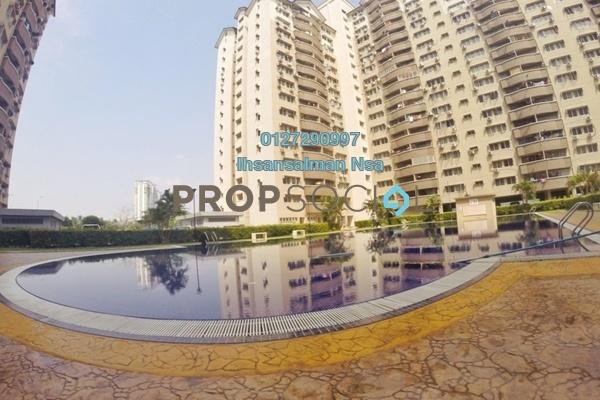 For Sale Condominium at Sentul Utama Condominium, Sentul Freehold Unfurnished 3R/2B 350k