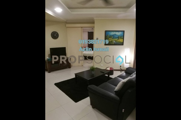 For Sale Serviced Residence at Saujana Residency, Subang Jaya Freehold Fully Furnished 2R/1B 650k