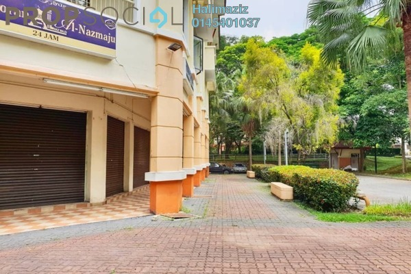 For Rent Shop at Precinct 9, Putrajaya Freehold Unfurnished 0R/0B 12k