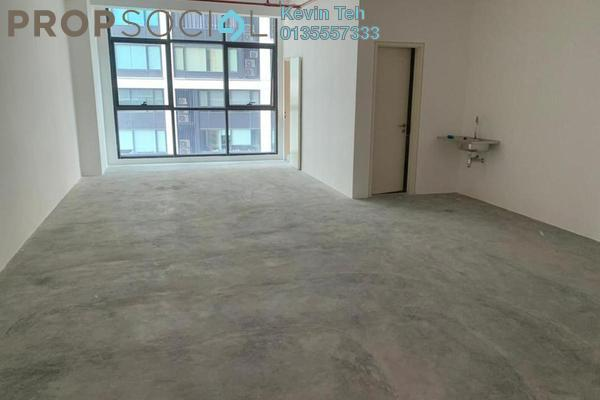 For Rent Condominium at Kiara 163, Mont Kiara Freehold Semi Furnished 1R/1B 2.2k