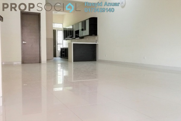 For Rent Superlink at Pentas, Alam Impian Freehold Semi Furnished 5R/5B 2.1k