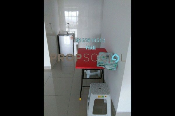 For Rent Serviced Residence at De Centrum Residences, Kajang Freehold Semi Furnished 3R/2B 2k