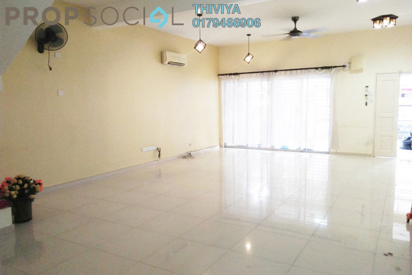 For Rent Terrace at Bayu Tinggi, Klang Freehold Semi Furnished 3R/3B 1.8k