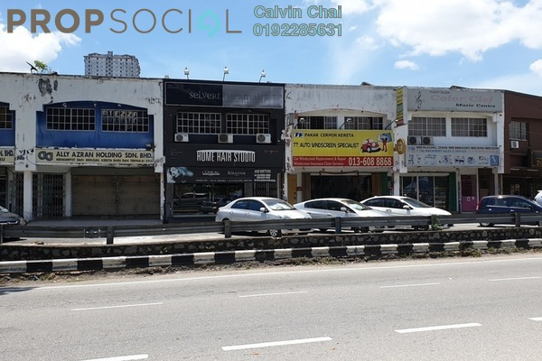 For Sale Shop at Taman Bukit Mewah, Kajang Freehold Unfurnished 3R/2B 1.1m