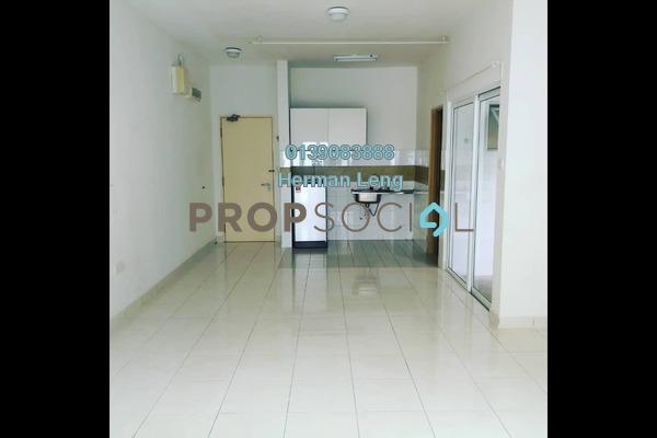 For Rent Condominium at Metropolitan Square, Damansara Perdana Freehold Semi Furnished 1R/1B 1.1k