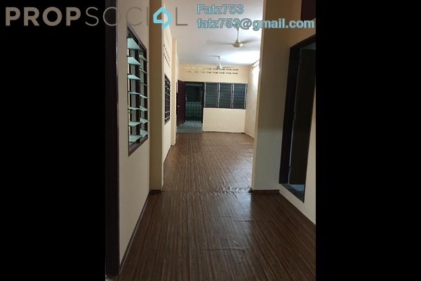 For Sale Terrace at Taman Ayer Panas, Setapak Freehold Semi Furnished 3R/1B 300k