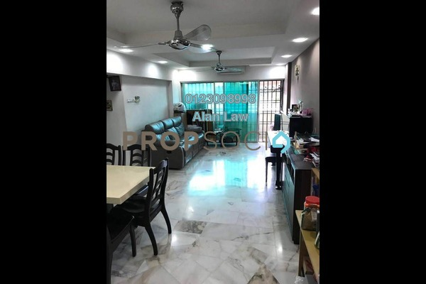 For Sale Condominium at Sentul Utama Condominium, Sentul Freehold Fully Furnished 3R/2B 355k