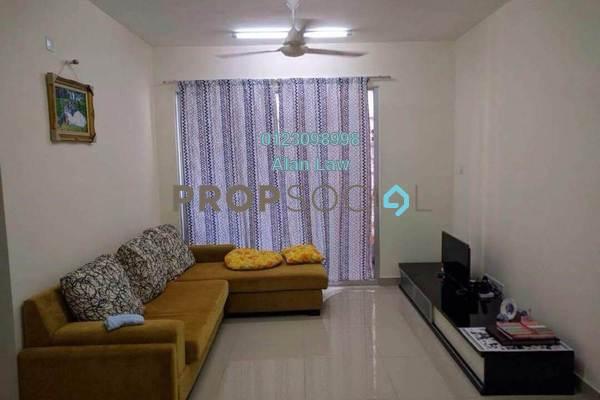 For Rent Condominium at Platinum Lake PV21, Setapak Freehold Fully Furnished 2R/2B 1.65k