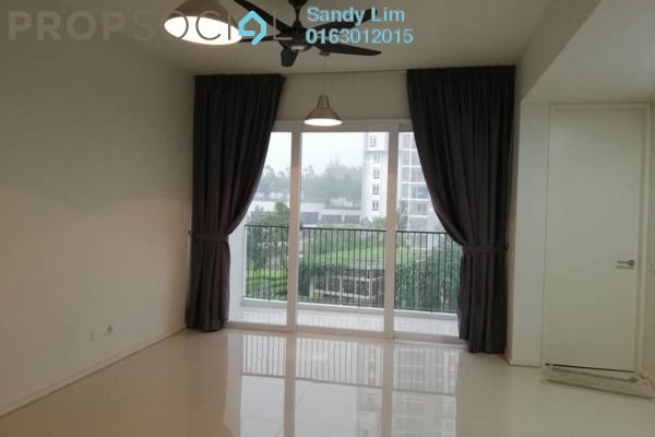 For Rent Condominium at Verdi Eco-dominiums, Cyberjaya Freehold Semi Furnished 2R/2B 1.8k