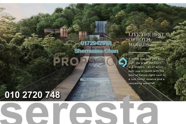 For Sale Condominium at Damansara Seresta, Bandar Sri Damansara Freehold Semi Furnished 3R/2B 880k
