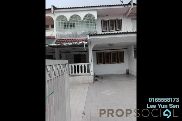 For Sale Terrace at Taman Pengkalan Jaya, Ipoh Leasehold Unfurnished 4R/3B 275k