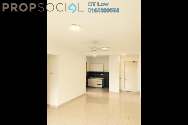 For Sale Condominium at Rimba Residence, Bandar Kinrara Freehold Semi Furnished 4R/3B 695k