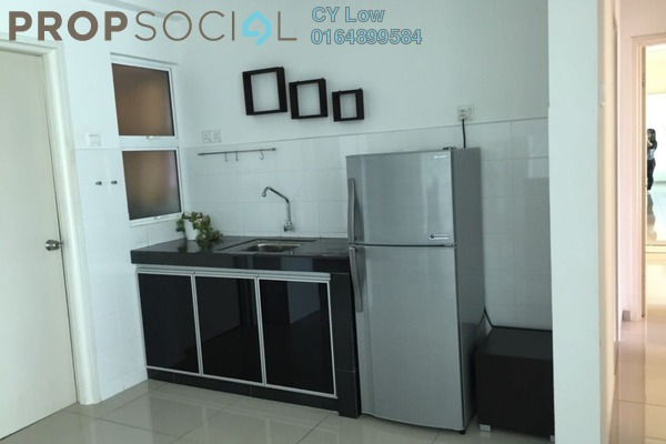 For Rent Condominium at The Zest, Bandar Kinrara Freehold Fully Furnished 3R/2B 1.7k